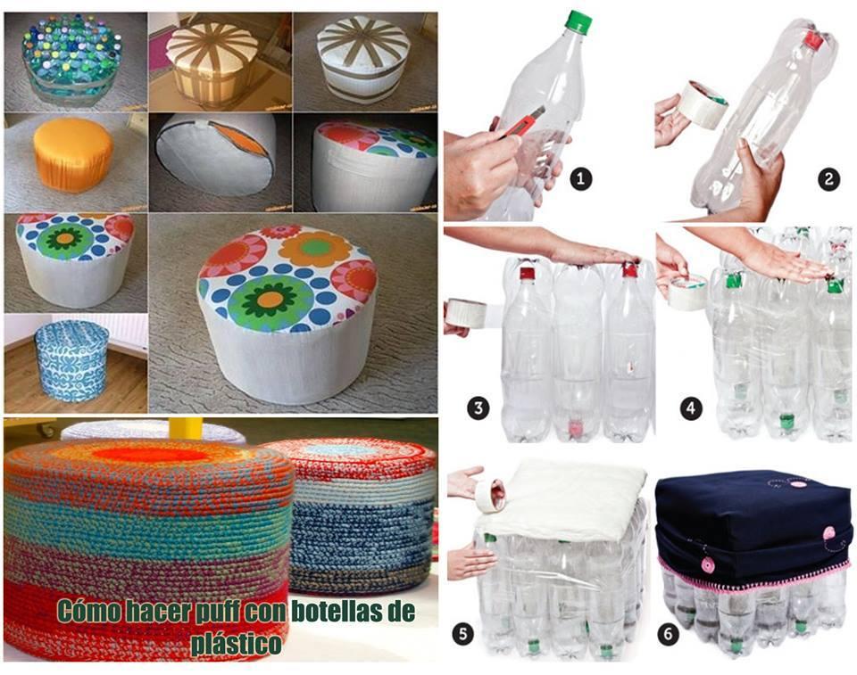 Plastic bottle furniture eco - Botellas de plastico manualidades ...